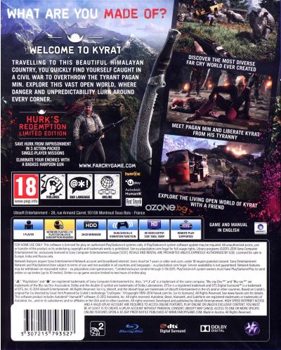 Far Cry 4 (PS4) - 4