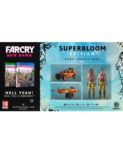 Far Cry New Dawn Superbloom Deluxe Edition (Xbox One) - 6