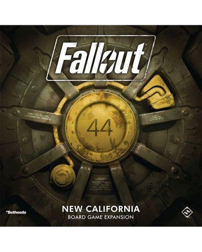 Разширение за настолна игра Fallout - New California - 1