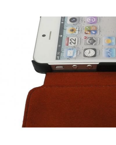 Ferrari California Series Book за iPhone 5 - Flip-Case - 7