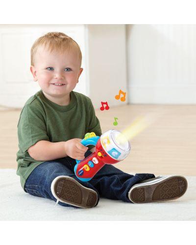 Бебешка играчка Vtech - Музикално фенерче - 6