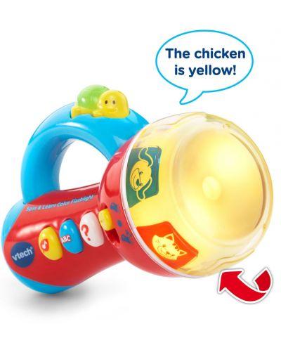 Бебешка играчка Vtech - Музикално фенерче - 3