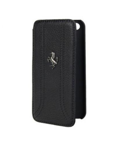 Ferrari FF Series Book за iPhone 5 - Flip-Case - черен - 1