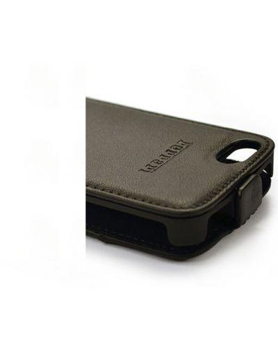 Ferrari California Series Flip-Case за iPhone 5 - черен - 2