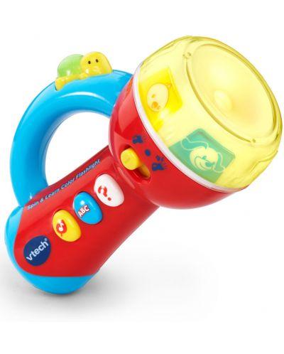 Бебешка играчка Vtech - Музикално фенерче - 1