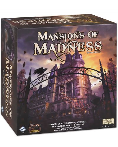 Настолна игра Mansions of Madness (Second Edition) - 1