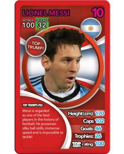 Игра с карти Top Trumps - World Football Stars - 2