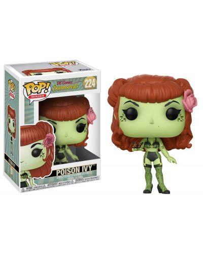 Фигура Funko Pop! Heroes: Dc Comics Bombshells - Poison Ivy, #224 - 2
