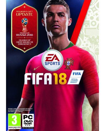 FIFA 18 (PC) (разопакована) - 1