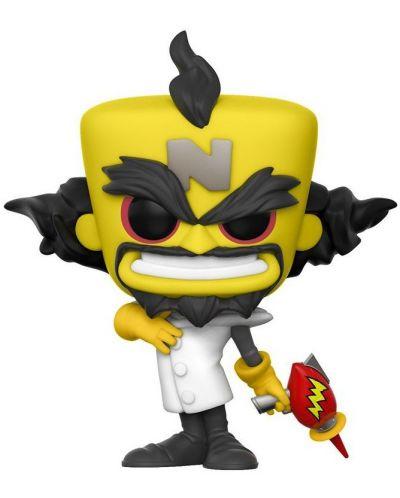 Фигура Funko Pop! Games: Crash Bandicoot - Dr. Neo Cortex, #276 - 1