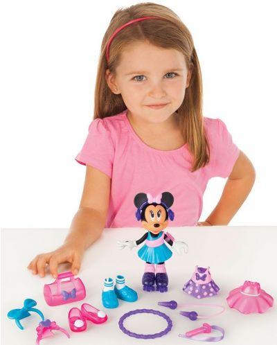 Фигурка IMC Toys - Мини Маус, спортистка - 3