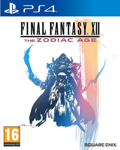 Final Fantasy XII The Zodiac Age (PS4) - 1