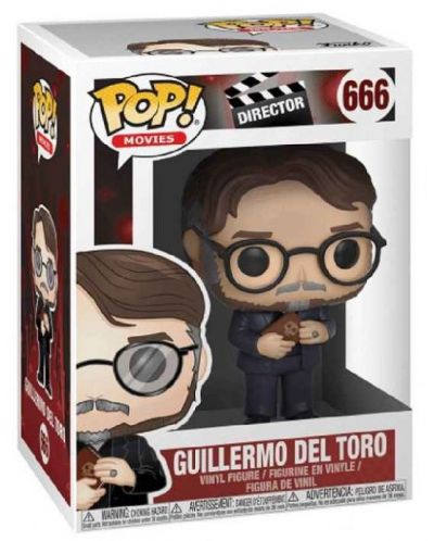 Фигура Funko POP! Movies: Directors - Guillermo Del Toro #666 - 2