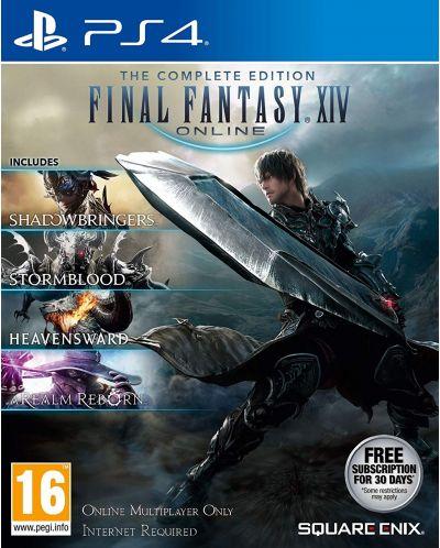 Final Fantasy XIV Shadowbringers Complete Edition (PS4) - 1