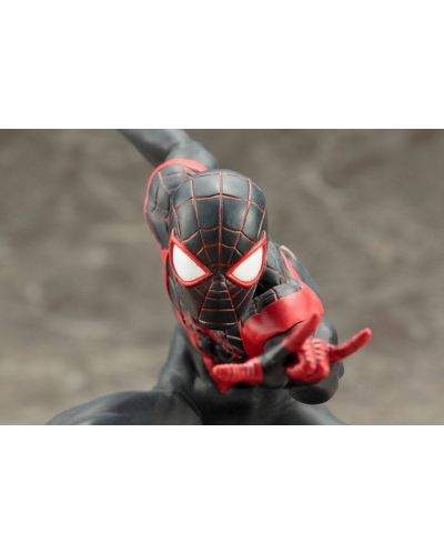 Фигура Marvel Now! - Spider-Man (Miles Morales), 11 cm - 5