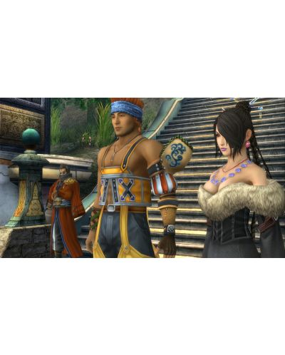 Final Fantasy X & X-2 HD Remaster (PS4) - 4