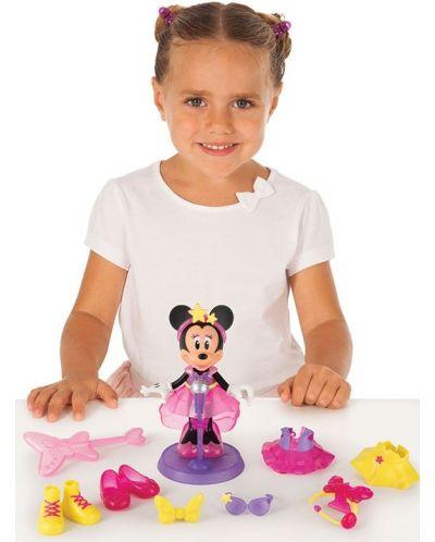 Фигурка IMC Toys - Мини Маус, поп-звезда - 3