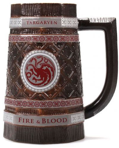 Халба Half Moon Bay - Game of Thrones: Targaryen - 1