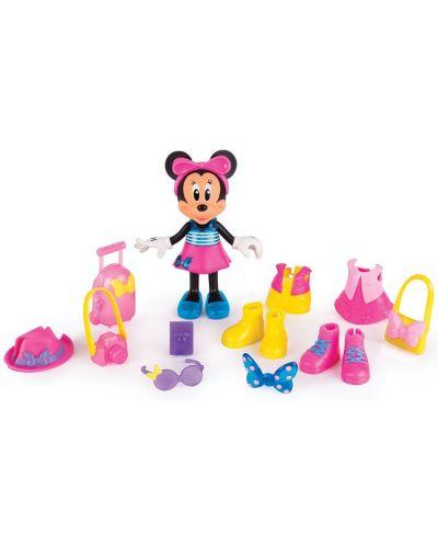 Фигурка IMC Toys - Мини Маус, пътешественичка - 4