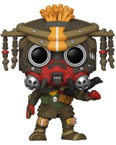 Фигура Funko Pop! Games: Apex Legends - Bloodhound - 1
