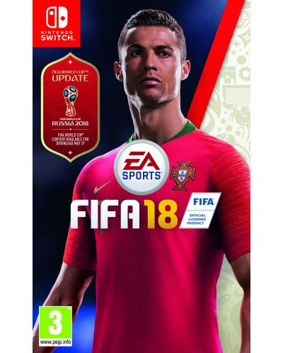FIFA 18 (Nintendo Switch) - 1