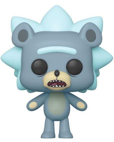 Фигура Funko Pop! Animation: Rick & Morty - Teddy Rick, #662 - 1