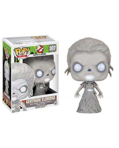 Фигура Funko Pop! Movies: Ghostbusters 2016 - Gertrude Eldridge, #307 - 2