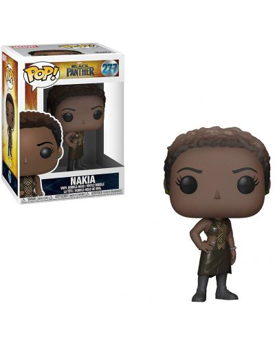 Фигура Funko Pop! Marvel: Black Panther - Nakia, #277 - 2