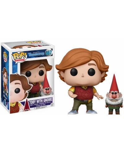 Фигура Funko Pop! Television: Trollhunters - Toby and Gnome, #468 - 2