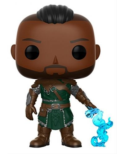 Фигура Funko Pop! Games: The Elder Scrolls - Morrowind - Warden, #220 - 1
