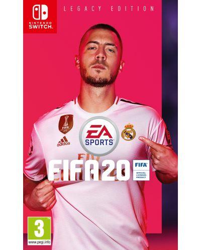 FIFA 20 - Legacy Edition (Nintendo Switch) - 1