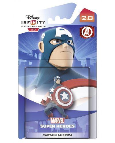 Фигура Disney Infinity 2.0 Captain America - 3