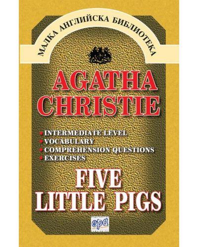 Five Little Pigs (Малка английска библиотека) - 1