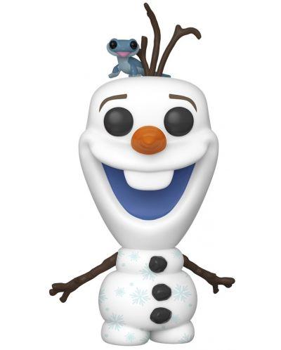 Фигура Funko Pop! Disney: Frozen 2 - Olaf with Bruni, #733 - 1