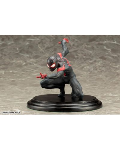 Фигура Marvel Now! - Spider-Man (Miles Morales), 11 cm - 6