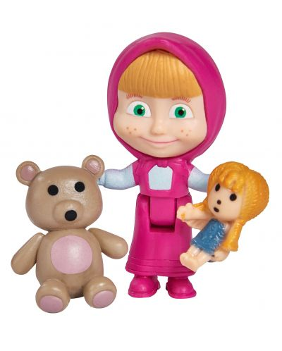 Фигура Simba Toys Маша и Мечока - Маша, 10 cm - 1