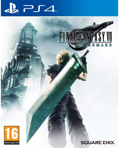 Final Fantasy VII Remake (PS4) - 1