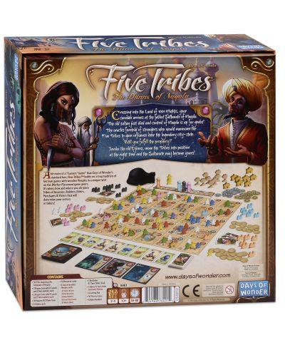 Настолна игра Five Tribes - 1