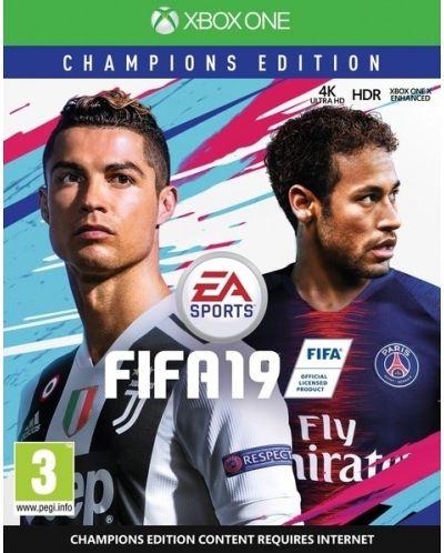 FIFA 19 Champions Edition (Xbox One) - 1