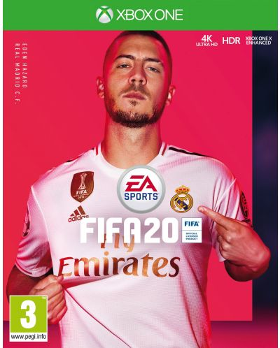 FIFA 20 (Xbox One) - 1