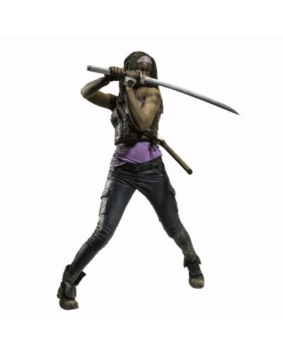 Фигура The Walking Dead - Michonne Deluxe, 25cm - 2