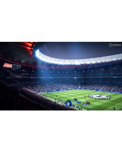 FIFA 19 Champions Edition (PS4) + подарък албум Panini 365 - 2019 - 7