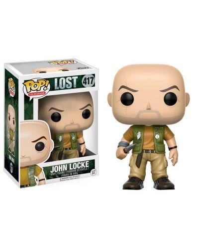 Фигура Funko Pop! Television: Lost - John Locke, #417 - 2