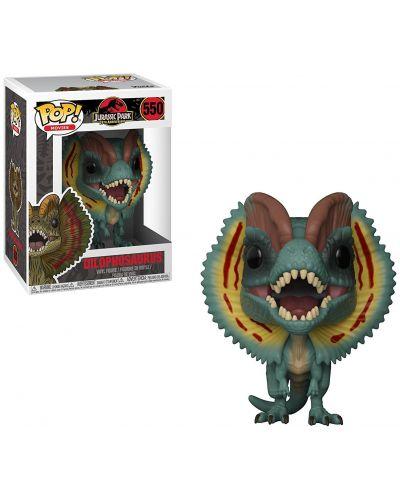 Фигура Funko Pop! Jurassic Park - Dilophosaurus, #550 - 2