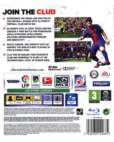 FIFA 13 (PS3) - 12