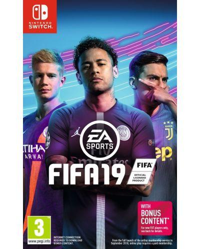 FIFA 19 (Nintendo Switch) - 1