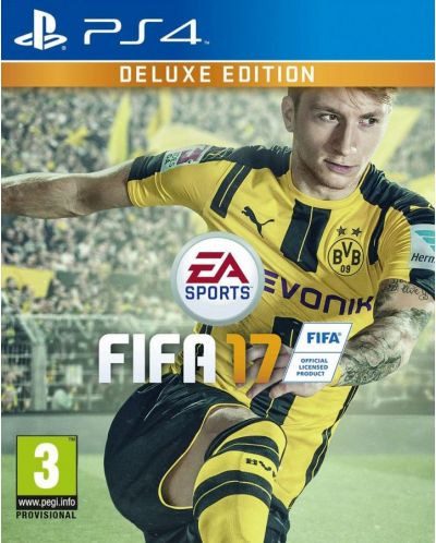 FIFA 17 Deluxe Edition (PS4) - 1