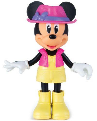 Фигурка IMC Toys - Мини Маус, пътешественичка - 5