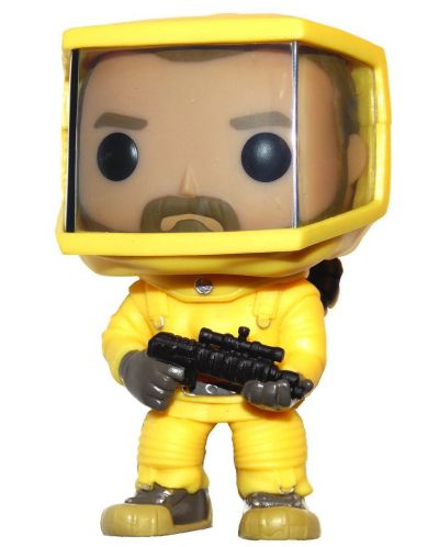 Фигура Funko Pop! Television: Stranger Things - Hopper (Biohazard suit), #525 - 1