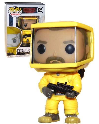 Фигура Funko Pop! Television: Stranger Things - Hopper (Biohazard suit), #525 - 2